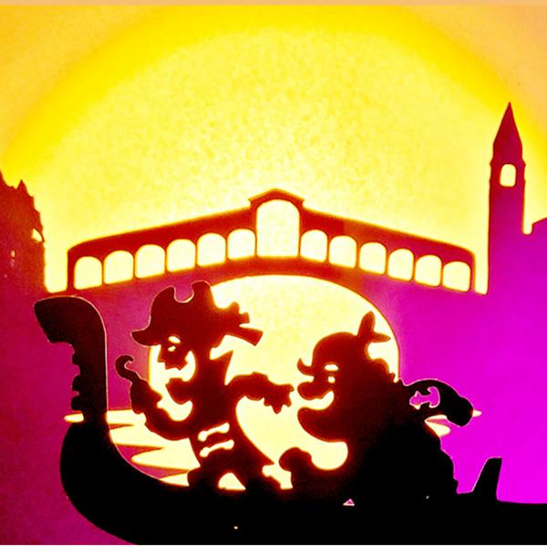 Barabao Teatro: Storie di carta per grandi e piccini