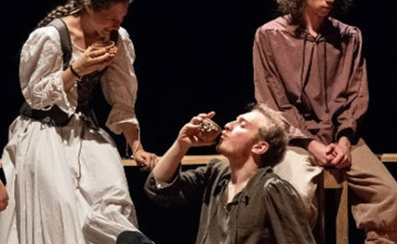 I corsi di recitazione all'Accademia di Arte drammatica Cassiopea