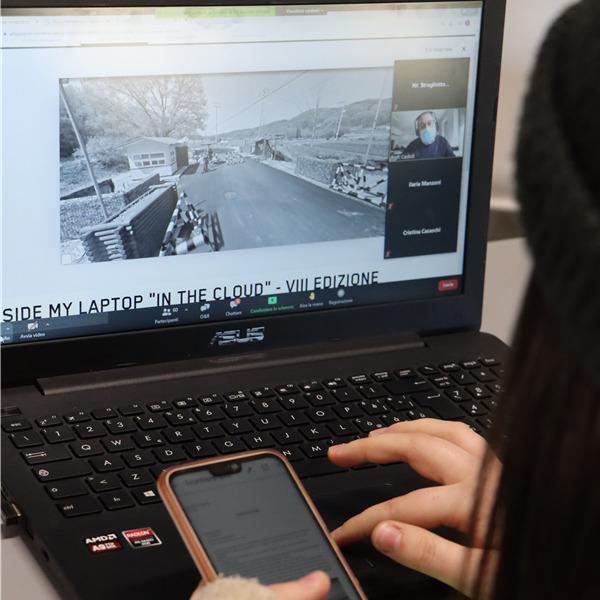 Inside my laptop - Mostra dei progetti di Net Art degli studenti della Scuola di nuove tecnologie dell'arte