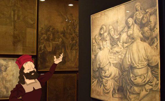 La Pinacoteca Albertina a Scuola. Visite virtuali e laboratori in presenza per scuole primarie e secondarie