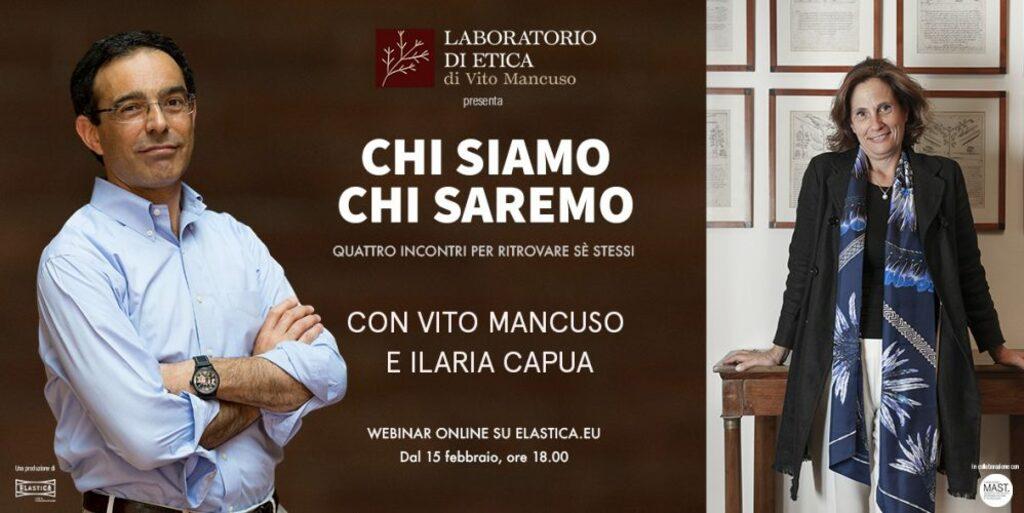 Laboratorio di Etica con Ilaria Capua e Vito Mancuso