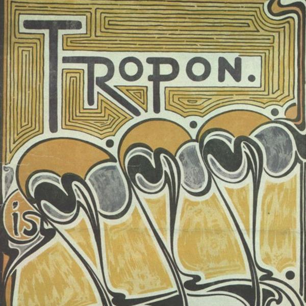 "Manifesti d'epoca: ""Tropon"""