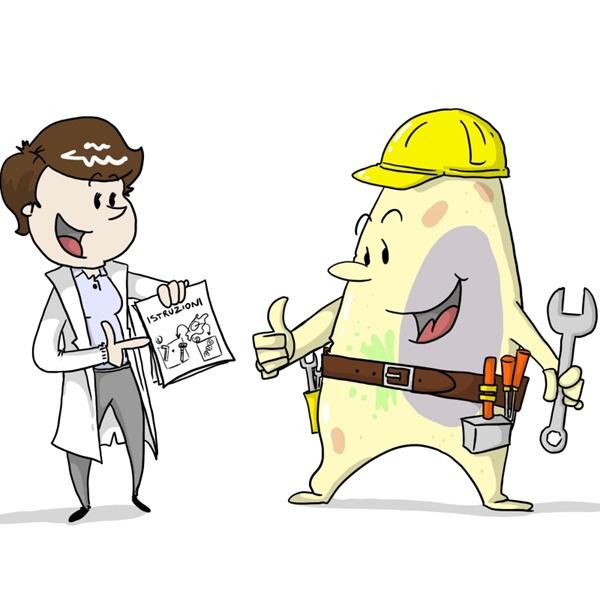 Mat2Rep2: la ricerca scientifica raccontata con i fumetti