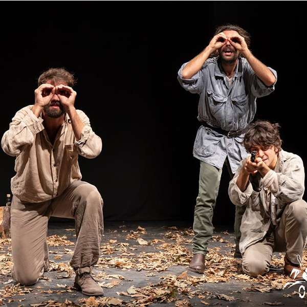 Over/Emergenze teatrali: residenze artistiche e spettacoli in streaming all'Argot Studio