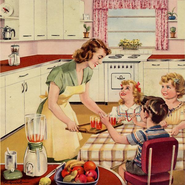 """Pausa Pubblicità: """"Gli elettrodomestici CGE"""" (1954)"""