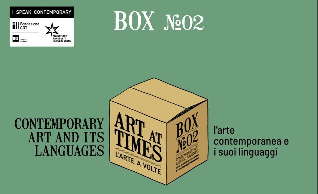 Progetto Diderot - I speak contemporary. Nuova box digitale per le scuole