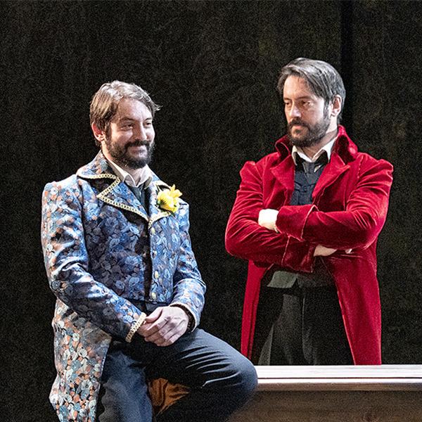 "Teatro: ""I due gemelli veneziani"" con Marco Foschi"
