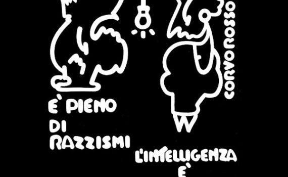 """Le Vignette di Corvo Rosso: """"Il razzismo"""""""