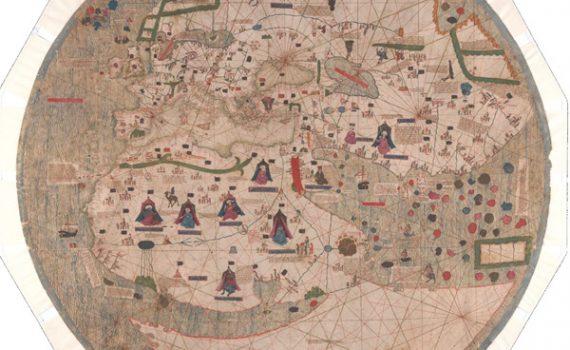 A scuola di geografia con la cartografia storica delle Gallerie Estensi