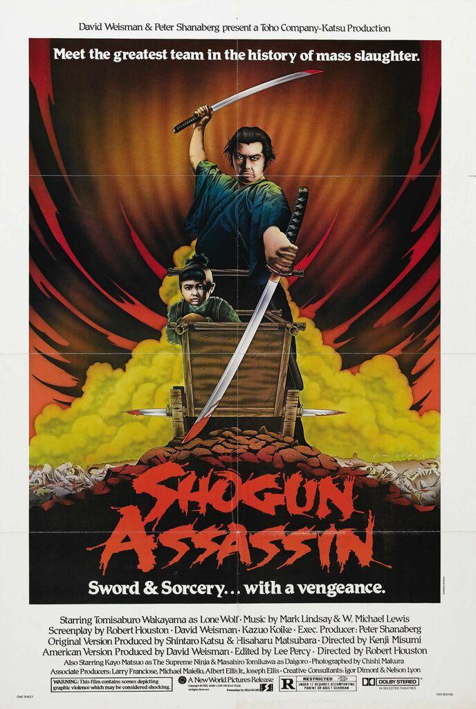 """B-Movie, il Meglio del Peggio del Cinema: """"Shogun il giustiziere"""""""