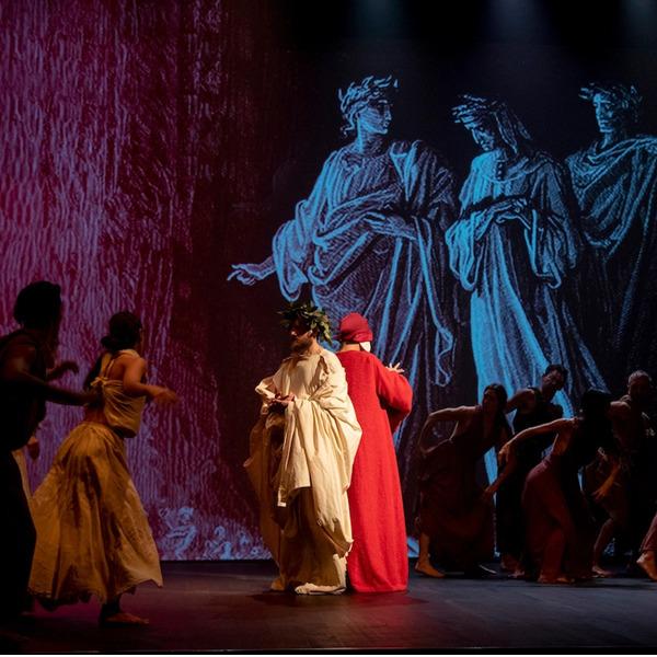 Dantedì a Ravenna - Eventi in diretta streaming