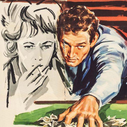 """Locandine - Il Cinema per immagini: """"Lo Spaccone"""""""