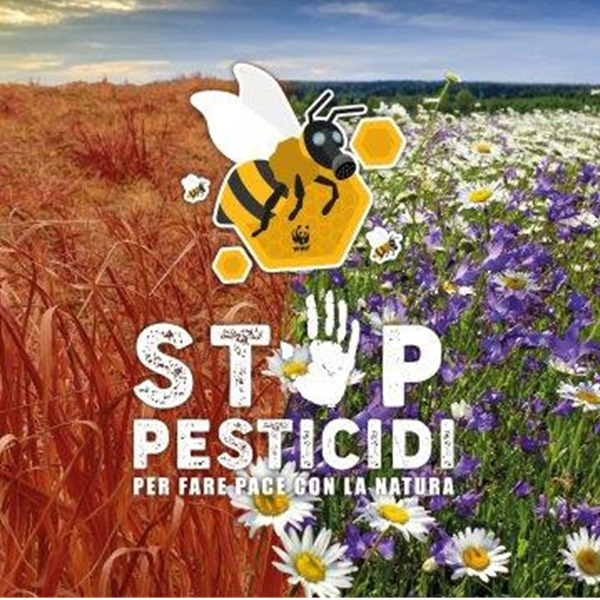 Stop pesticidi: salviamo api e agricoltori