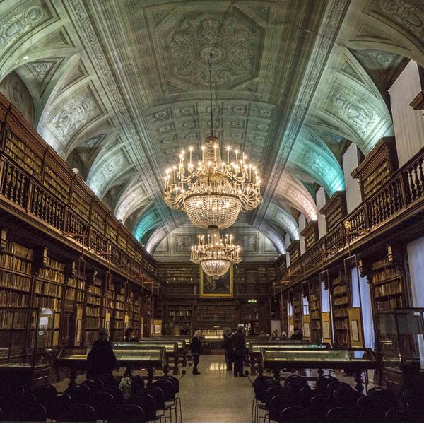 Versi di fuga - Giornata Mondiale della Poesia alla Pinacoteca di Brera e alla Biblioteca Braidense