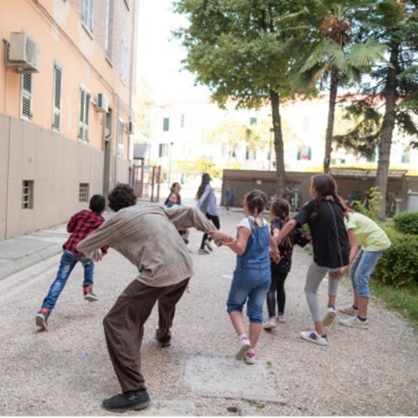 Workshop di danza individuale ed esplorazione urbana
