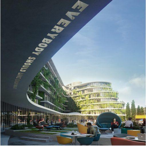 Entro la fine del 2023 un nuovo The Student Hotel aprirà a Roma