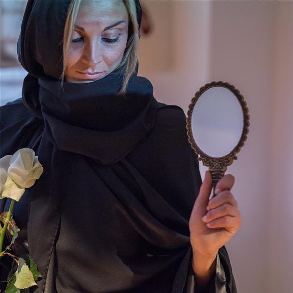Eva della vertigine - Performance di Giovanna Lacedra