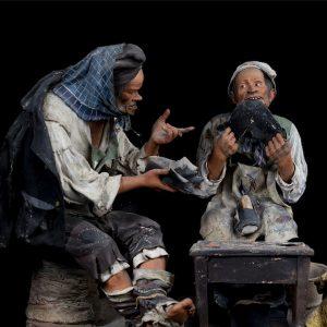 Genti di Sicilia. Opere dalla Bottega Bongiovanni Vaccaro a Palazzo Arezzo Donnafugata
