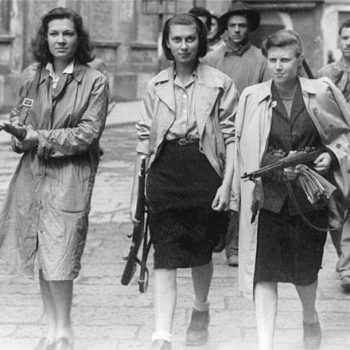 """I podcast di Vera Paggi - Racconti inediti di persone e luoghi: """"Le donne della Resistenza"""""""