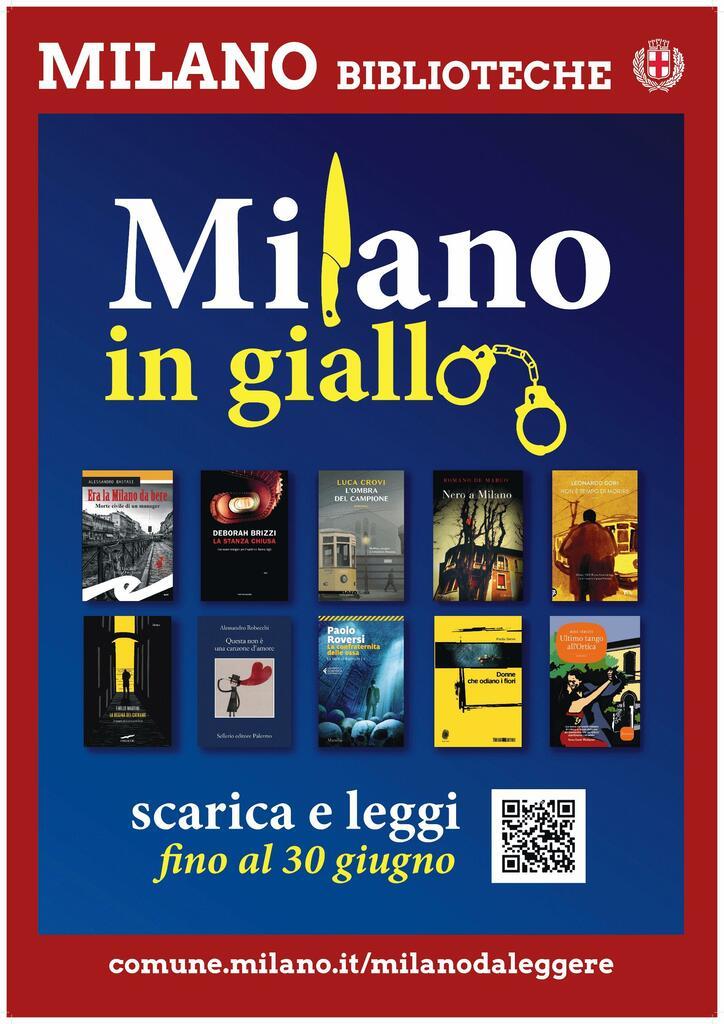 Milano da Leggere 2021 - 6a edizione