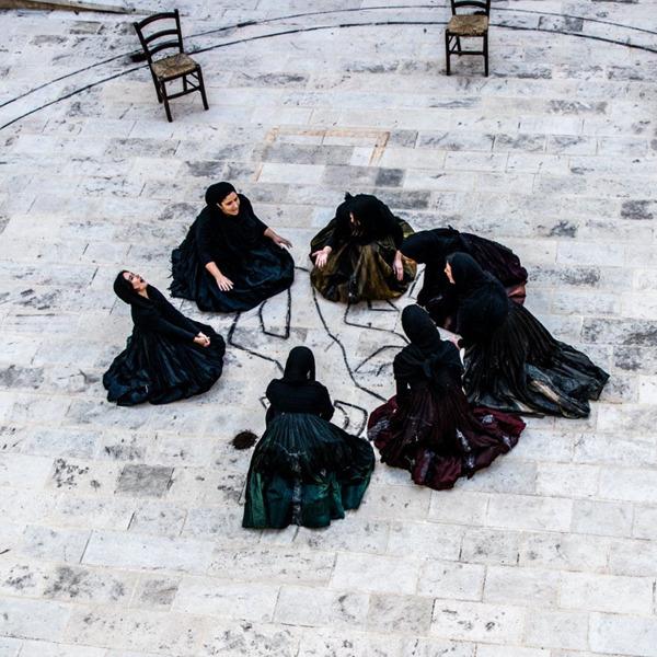 """""""Pilade"""": spettacolo saggio dell'Accademia del Dramma Antico di Siracusa"""