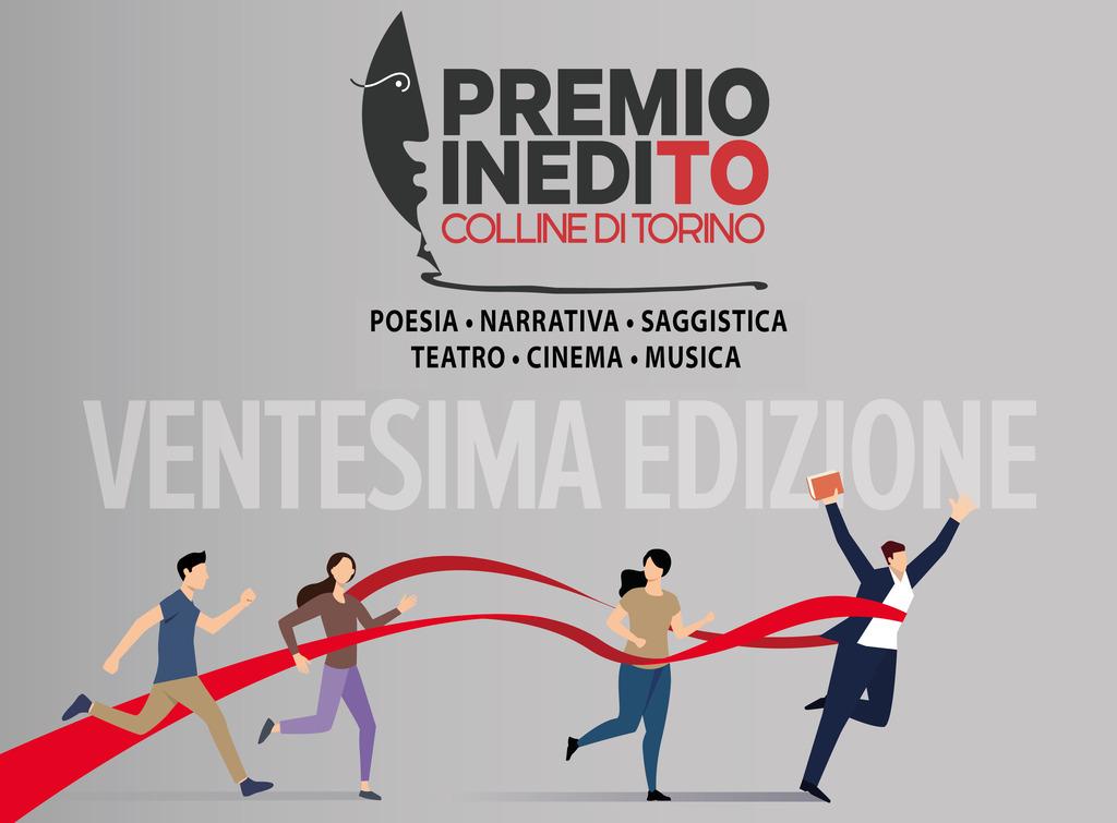 Premio InediTo - Colline di Torino. La finale della \XX eizione