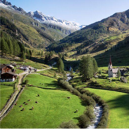 Valle Aurina: l'area vacanze dell'Alto Adige tra natura, architettura e gusto
