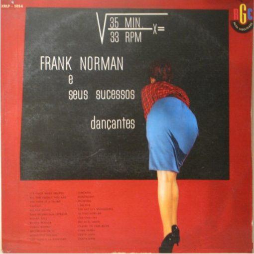 B-Covers, il Meglio del Peggio: Frank Norman e seus sucessos dançantes