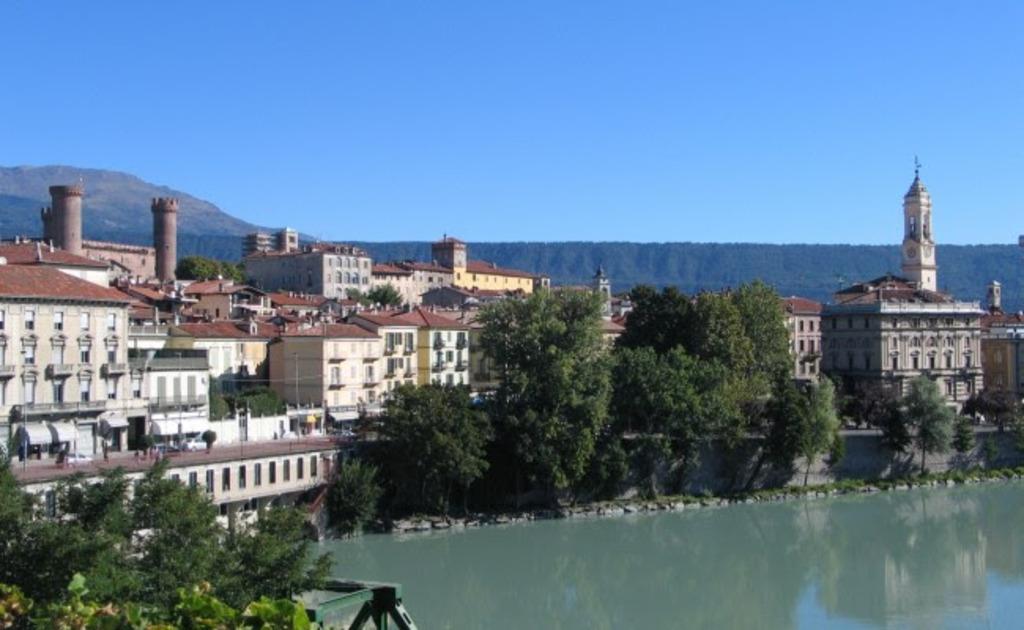 Ivrea si candida a Capitale italiana del Libro 2022
