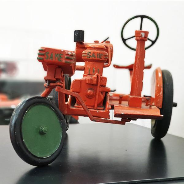 L'Archivio Storico SDF porta in mostra modellini, bozzetti e documenti sulla meccanizzazione agricola in Italia