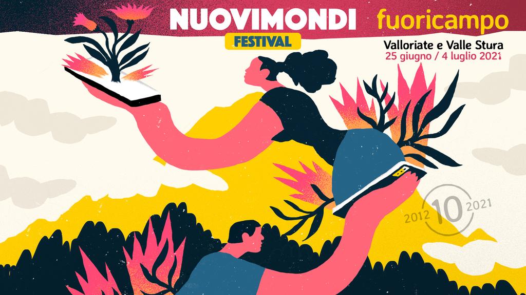 """Nuovi Mondi Festival - X edizione: """"Fuoricampo"""""""