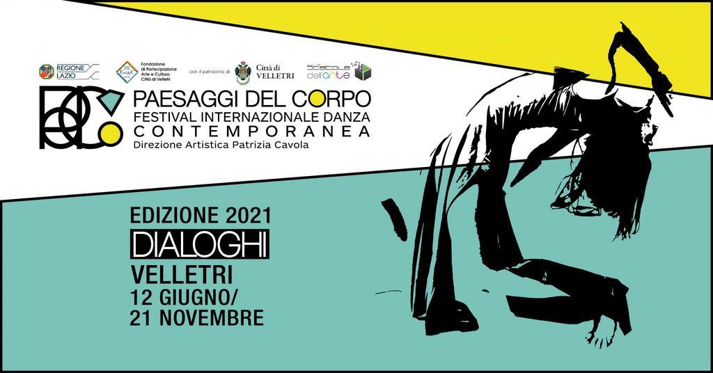 Paesaggi del Corpo - Festival internazionale Danza Contemporanea. II edizione