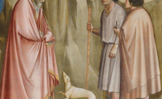 Paradiso per due. Giotto e Dante: dalle pecore alle stelle