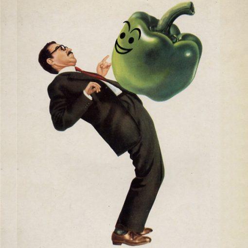 """Pausa Pubblicità: """"Olio Sasso"""" (1959)"""