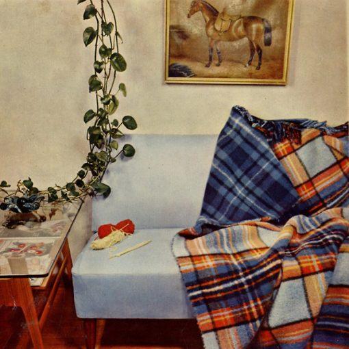 """Pausa Pubblicità: """"Thermotex Lanerossi"""" (1956)"""