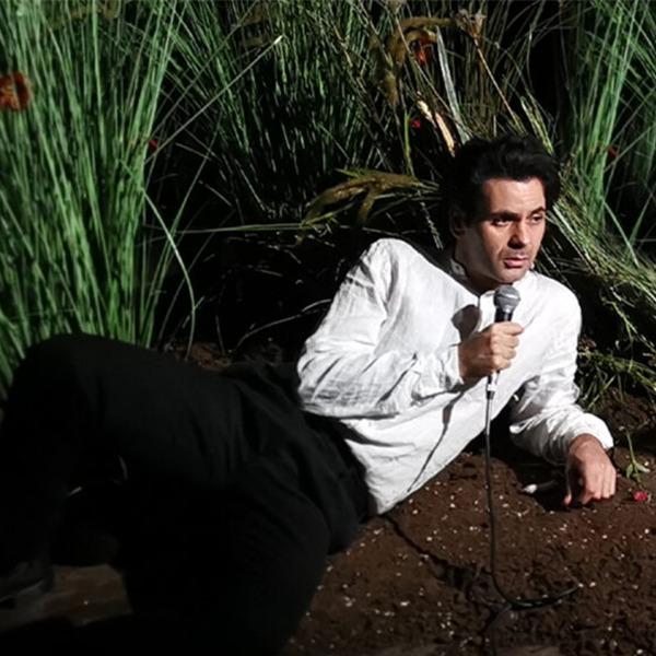 """Teatro: """"Questo è il tempo in cui attendo la grazia"""" da Pier Paolo Pasolini"""