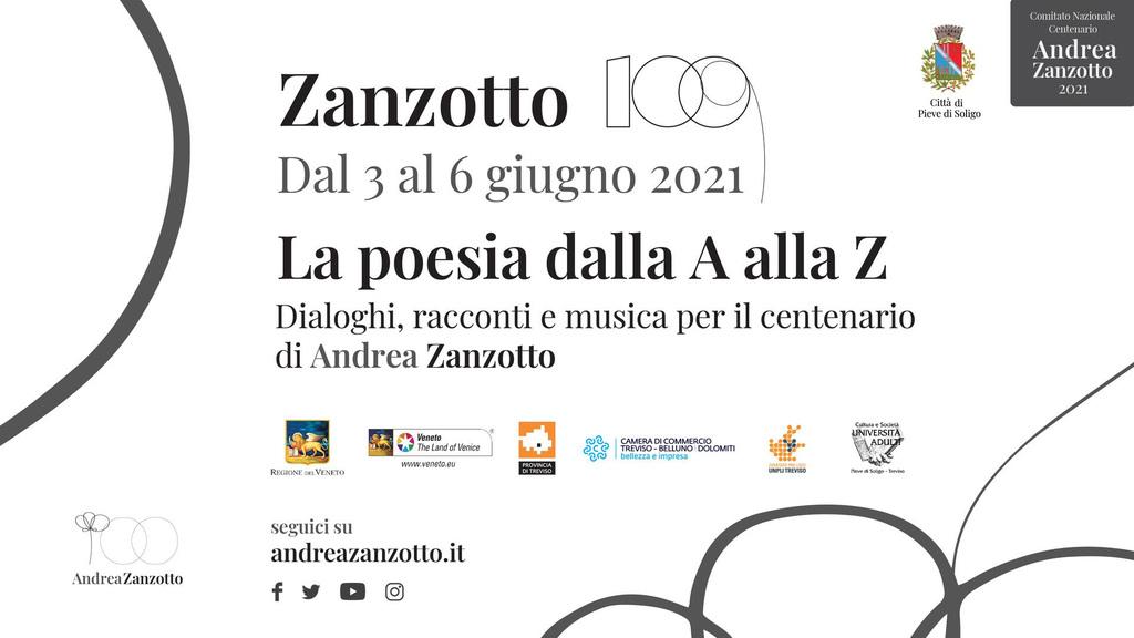 Zanzotto 100 - La poesia dalla A alla Z