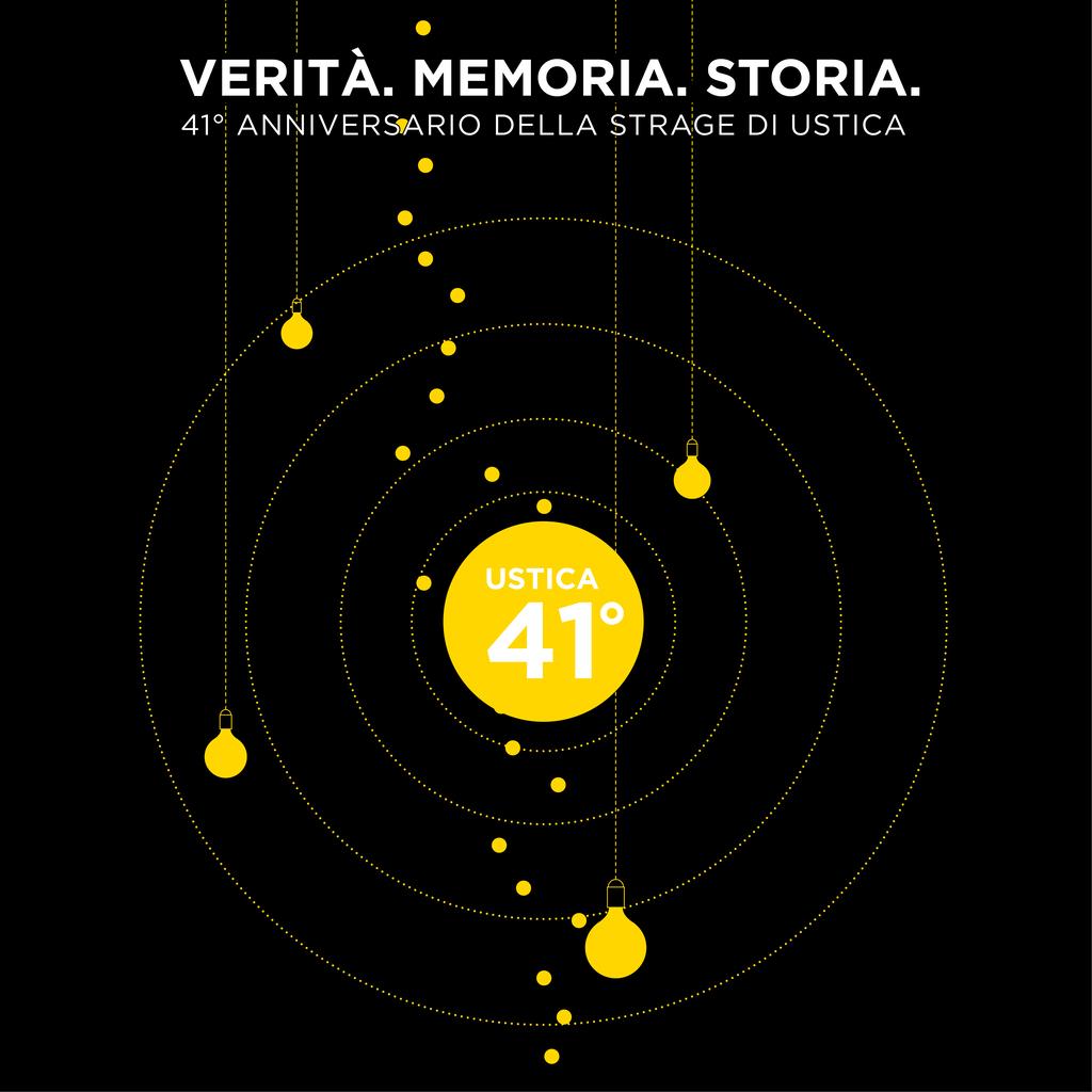 41° anniversario della strage di Ustica. Attorno al Museo: eventi e convegno