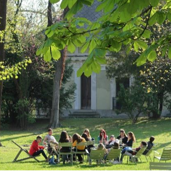 Appuntamento nel giardino dei Musei Reali di Torino