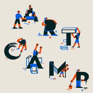 Art Camp 2021 - Centri estivi con gli artisti a Palazzo Strozzi