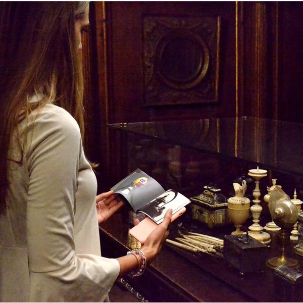 Caccia al tesoro al Museo Bagatti Valsecchi con il Silent Book