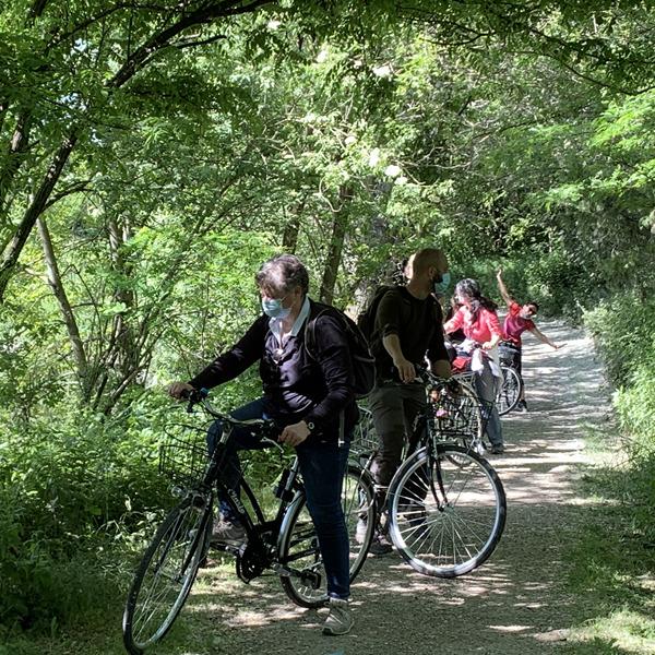 Da Museo a Museo pedalando lungo il Navile. Sei giornate in bicicletta alla scoperta di canali e musei