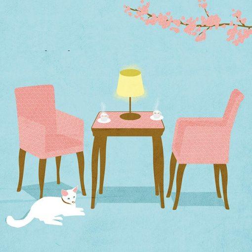 """""""Finché il caffè è caldo"""" di Toshikazu Kawaguchi"""