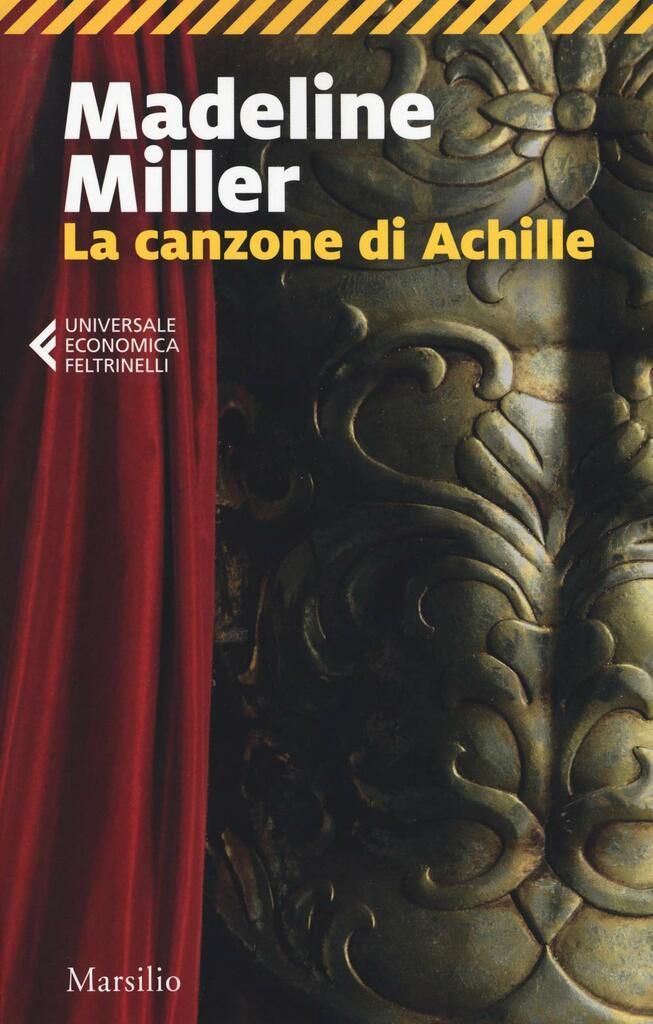"""""""La canzone di Achille"""" di Madeline Miller"""