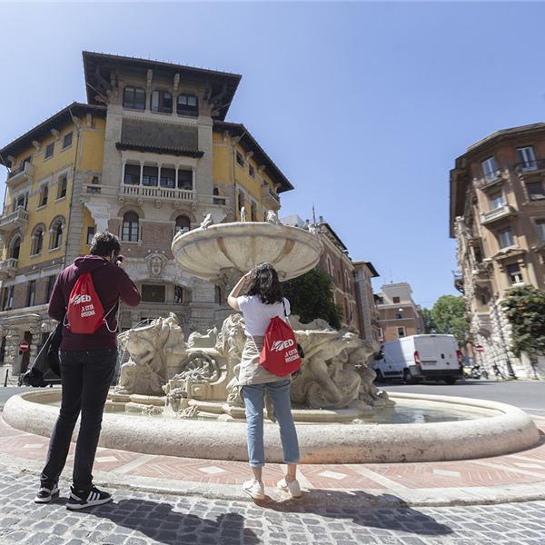 La città insegna: Roma vista dagli occhi dei giovani designer
