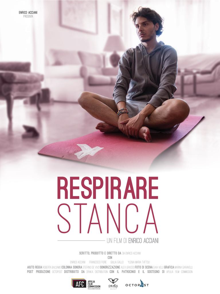 """""""Respirare stanca"""". L'esordio alla regia di Enrico Acciani sulle piattaforme digitali"""