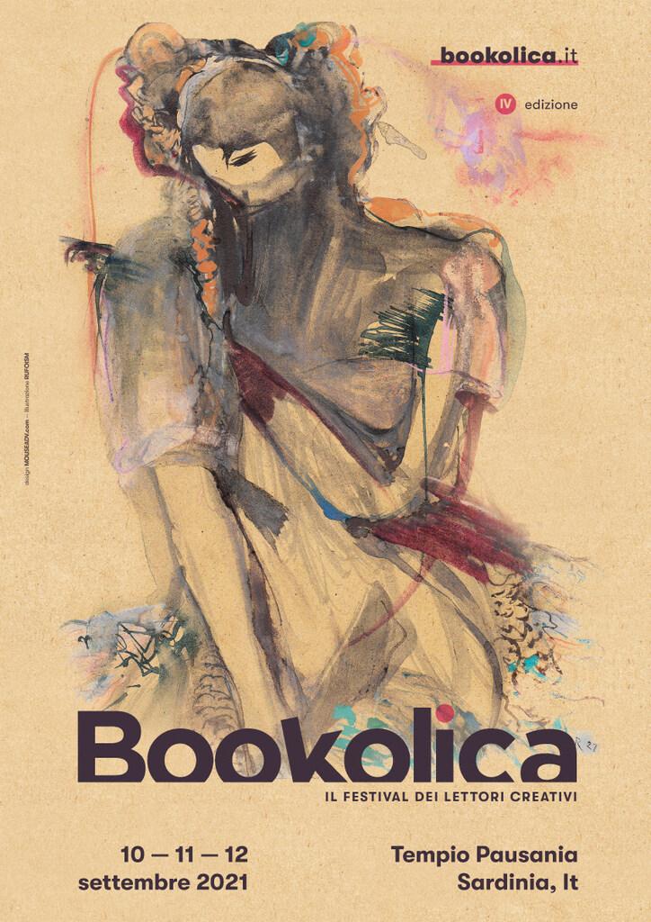Bookolica 2021. Il festival dei lettori creativi - IV edizione
