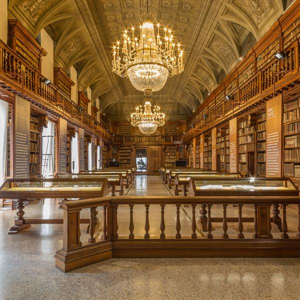 """""""Marino Darsa, lo Shakespeare croato"""" in mostra alla Biblioteca Nazionale Braidense"""
