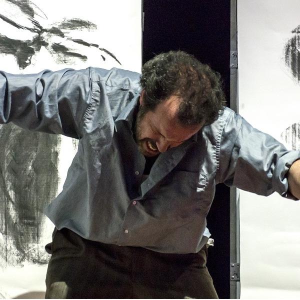 Mario Perrotta e Settimo Cielo in scena in Valle dell'Aniene