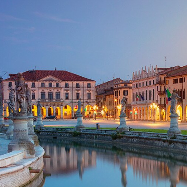 Notturni Padovani 2021 - Tra arte, vie d'acqua e sapori